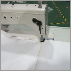 filter fabric connecting machine
