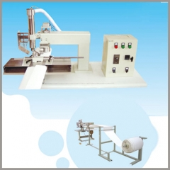 semi-automatic filter bag welding machine