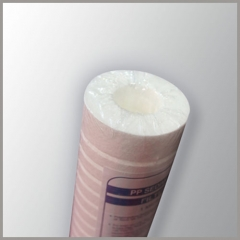 PP Melt Blown Filter Cartridges with deep groove