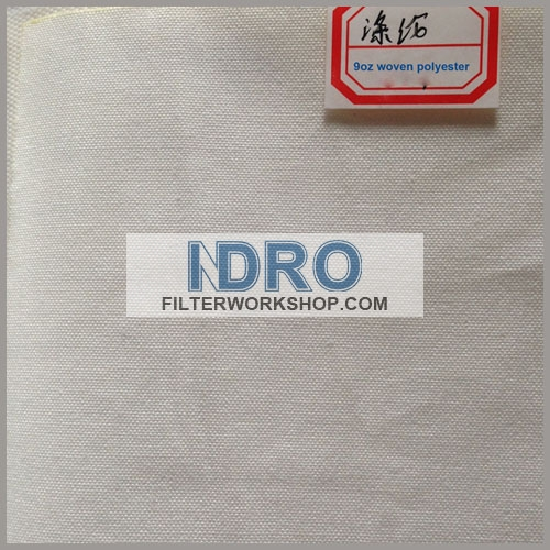 woven polyester filter cloth