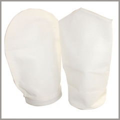 50 micron (µm) Polyester(PE) Felt Filter Bags
