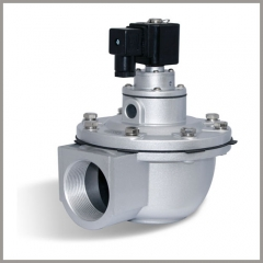 "G2"" Right Angle Pulse Valve- SOLENOID Valve"