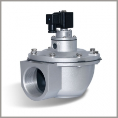 "G3"" Right Angle Pulse Valve- SOLENOID Valve"