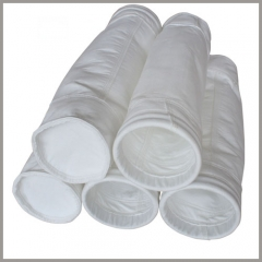 Polyester (PE) felt dust collector filter bags/sleeves