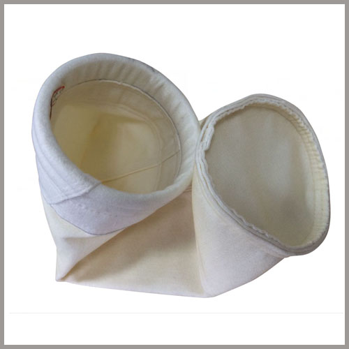 50% polyester mix 50% acrylic dust collector filter bags