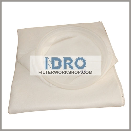 Alcohol filter bags