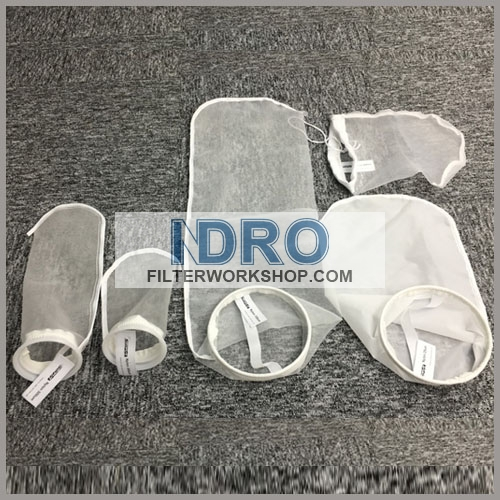 Petrochemical filter bags