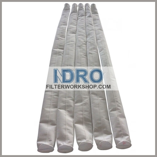 China polyester filter bag supplier/China PE filter bag supplier