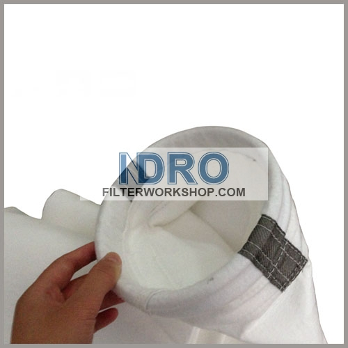 filter bags with ground wire/Anti static filter bags