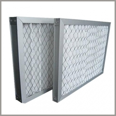 G3 to M6 Pleated Pre-Filter With Metal Mesh