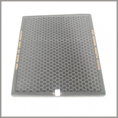 Honeycomb/ Cellular/coconut filter for automobile/car/vehicle air condition filter