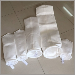 filter bags special for filtration during Dairy Processing