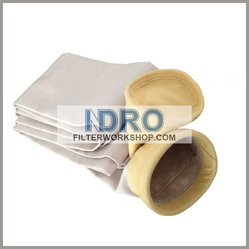 filter bags/sleeve used in White cement kiln