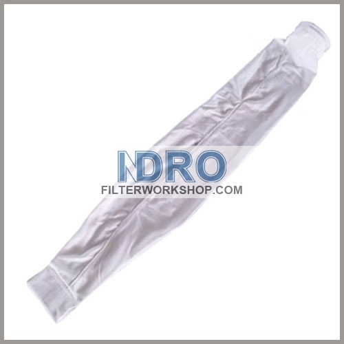 filter bags/sleeve used in finishing of Ingot mould process