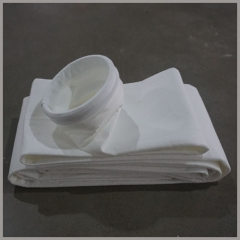 filter bags/sleeve used in blast furnace casting house(second dust/smoke)