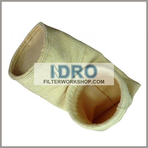 filter bags/sleeve used in silicon-manganese electric arc furnace