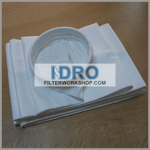 filter bags/sleeve used in ferromanganese electric arc furnace