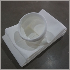 filter bags/sleeve used in steel making electric furnaces