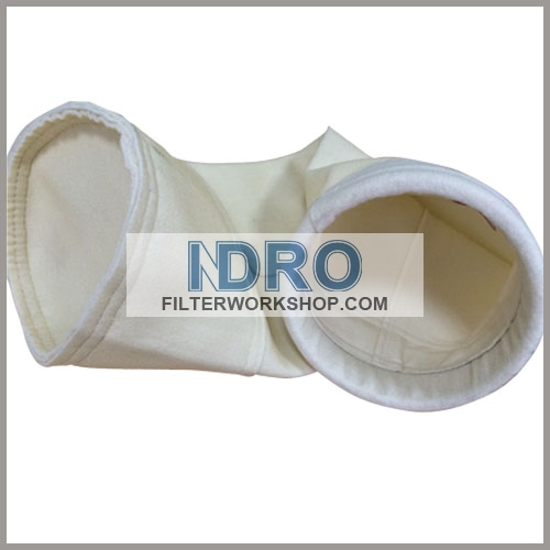 filter bags/sleeve used in aluminum melting furnace