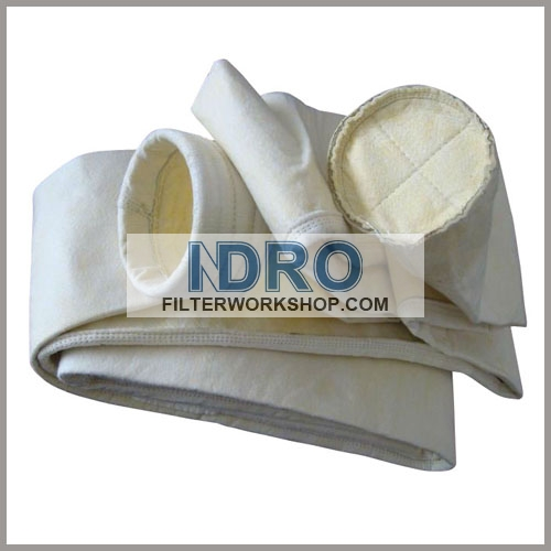filter bags/sleeve used in reverberatory furnace (tin smelting)