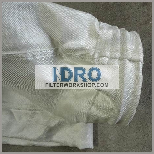 filter bags/sleeve used in smelting roasting process