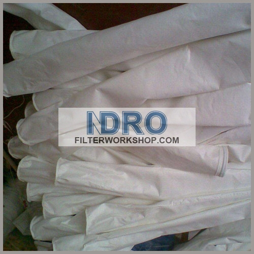 filter bags/sleeve used in non ferrous metal process (low and medium frequency induction furnace)