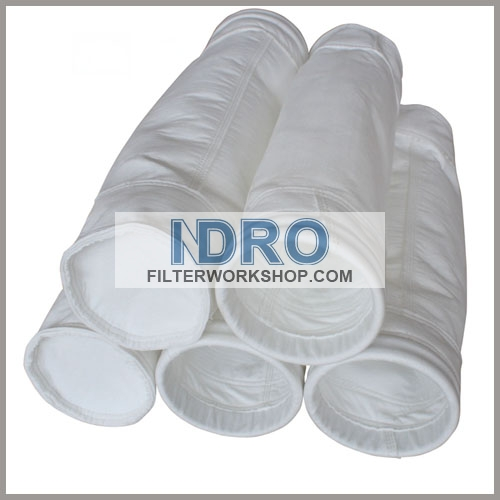 filter bags/sleeve used in cement fine quartz separator
