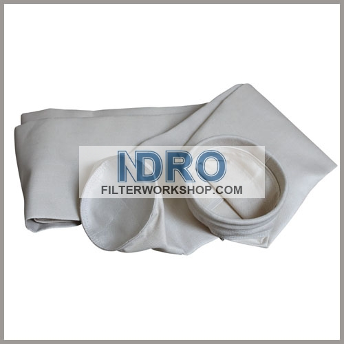 filter bags/sleeve used in building materials gesso-kettle