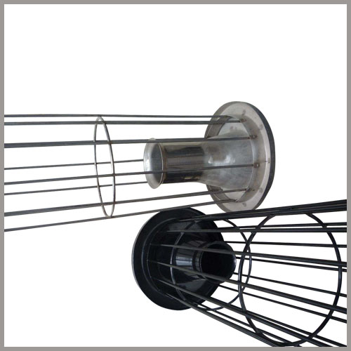 Round Dust Collector Filter Bag Cages