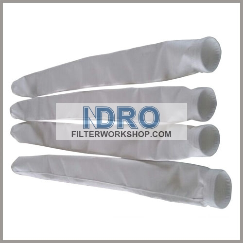 filter bags/sleeve used in pressure pneumatic conveying