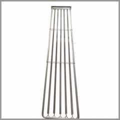Flat Spring Filter Cages