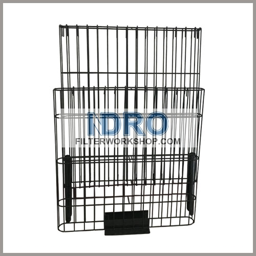 Flat Epoxy Filter Cages