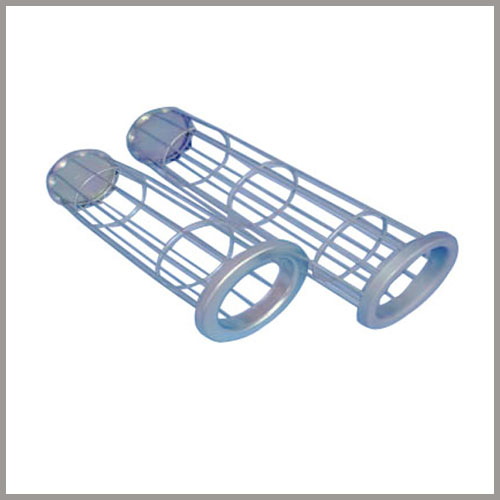 Oval Dust Collector Filter Bag Cages