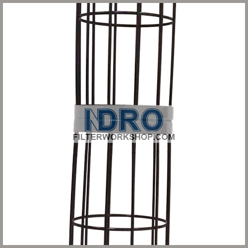 Dust Collector Cages With Chuck Joints