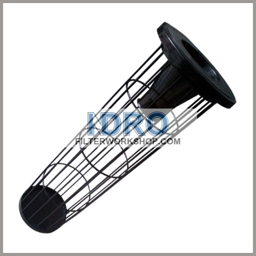Epoxy Treated Filter Cages For Cement Plant