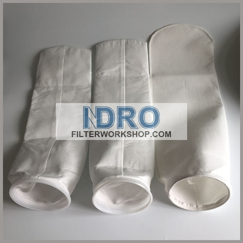 filter bags special for bottled water filtration