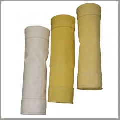 High temperature resistant needle felt dust collector filter bags