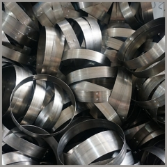 Stainless steel SS304 snap band strips