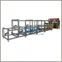 Automobile/car air and oil filters pleating machines/equipments & production line