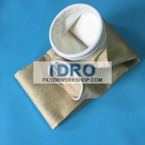 nomex filter bag for industrial use