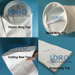 300 micron (µm) Polyester(PE) Felt Filter Bags