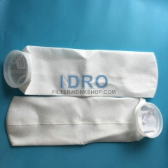 0.5 micron (µm) Polyester(PE) Felt Filter Bags
