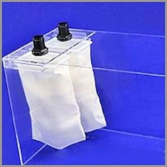 PP/Polypropylene aquarium filter bag
