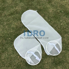 Syrup filter bags