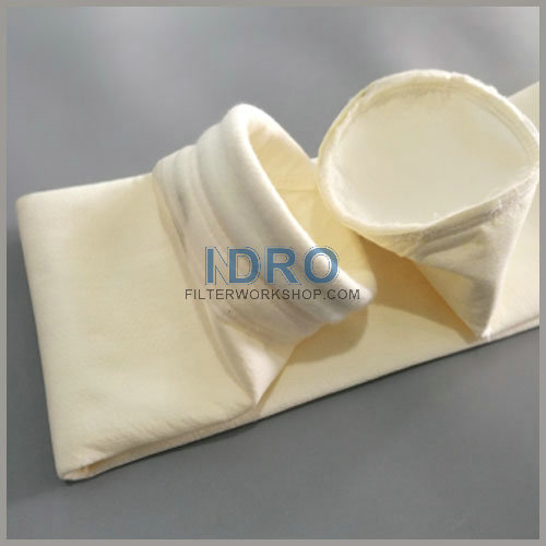HOMOPOLYMER Acrylic (PMMA/PAN) felt dust collector filter bags/sleeves