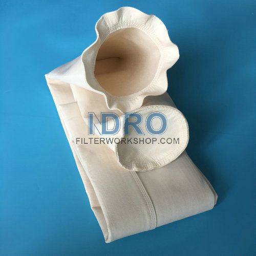 PPS/Ryton dust collector filter bags sleeves