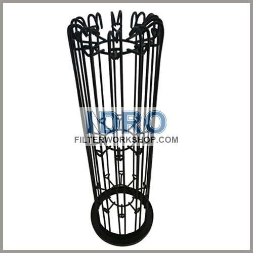 Star Shape (Pleated) Dust Collector Filter Bag Cages
