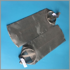 SS304-316 stainless steel wire mesh filter bags-tubes