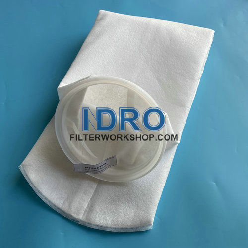 filter bag and cartridges for Edible Oil Filtration